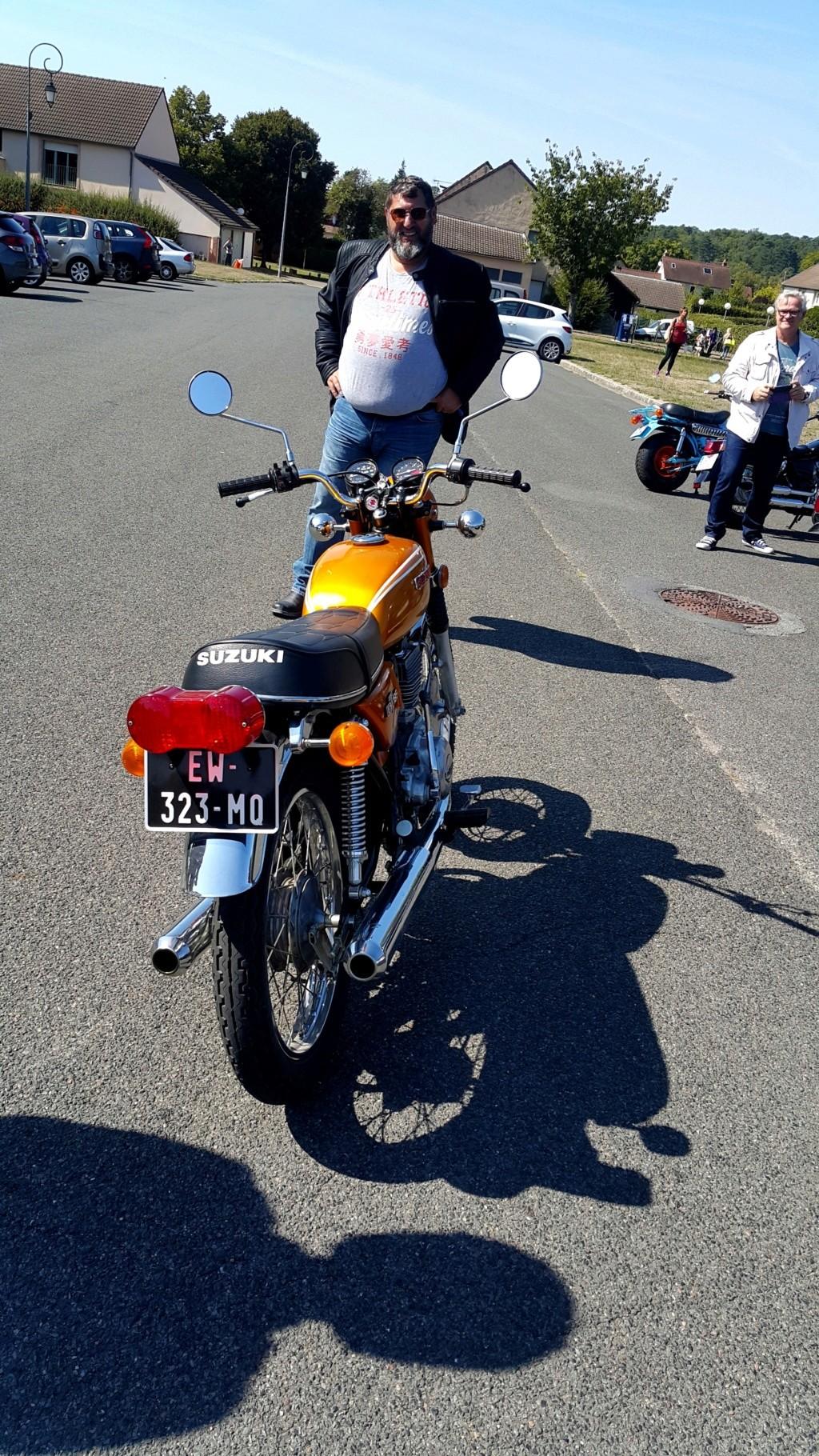 2 Motos des années 70 's 20180911