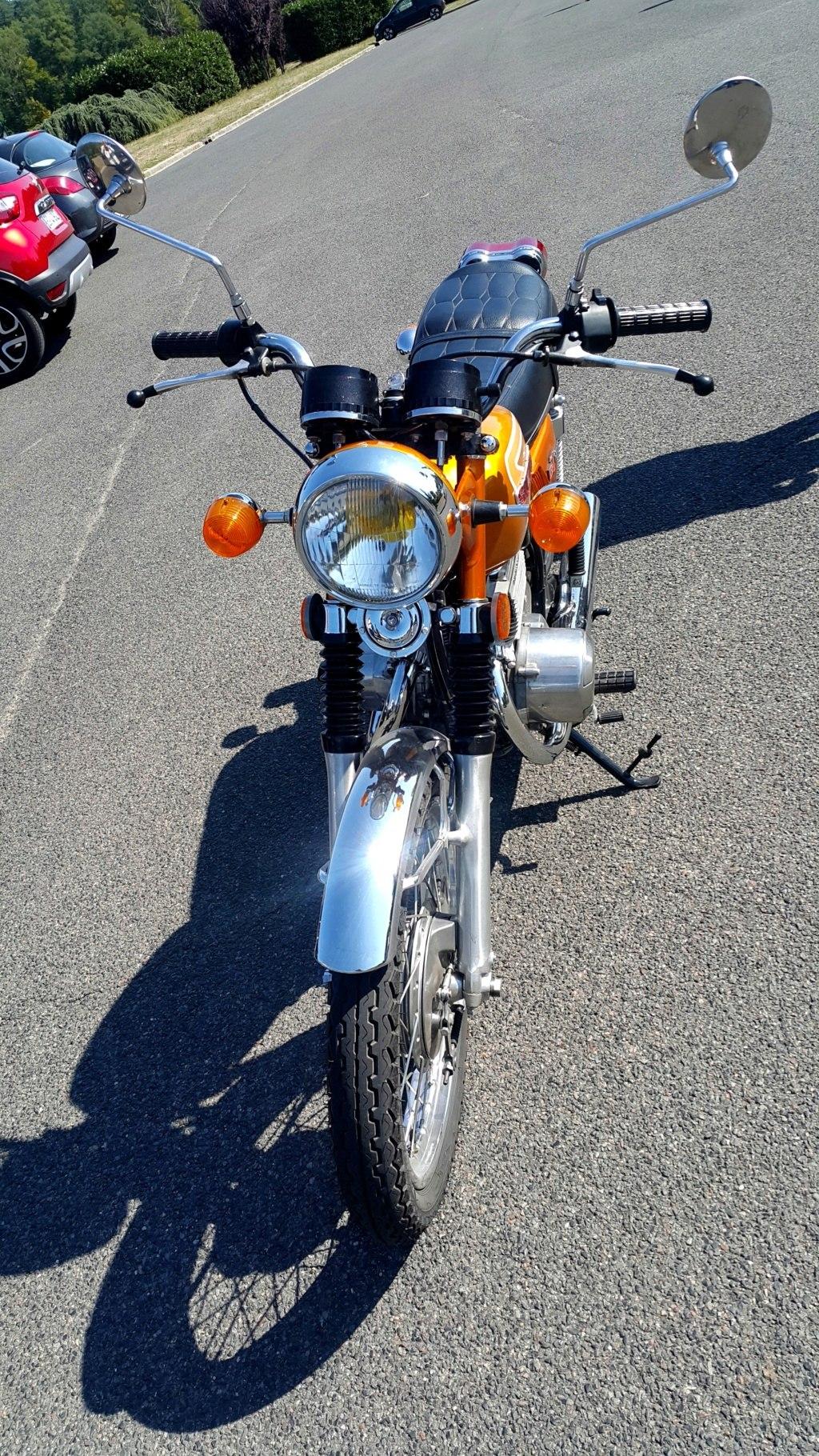 2 Motos des années 70 's 20180912