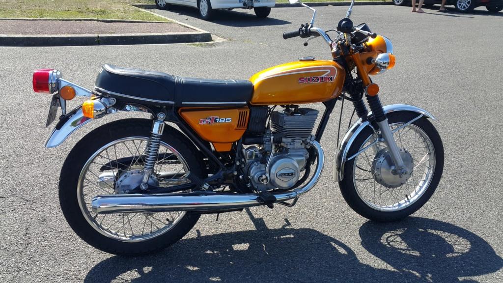 2 Motos des années 70 's 20180913
