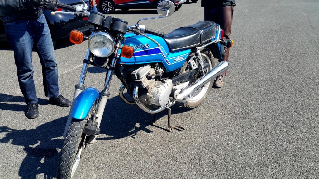 2 Motos des années 70 's 20180915