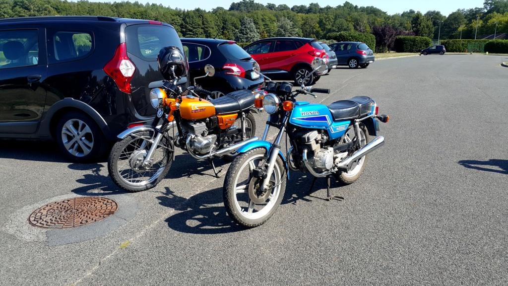 2 Motos des années 70 's 20180916