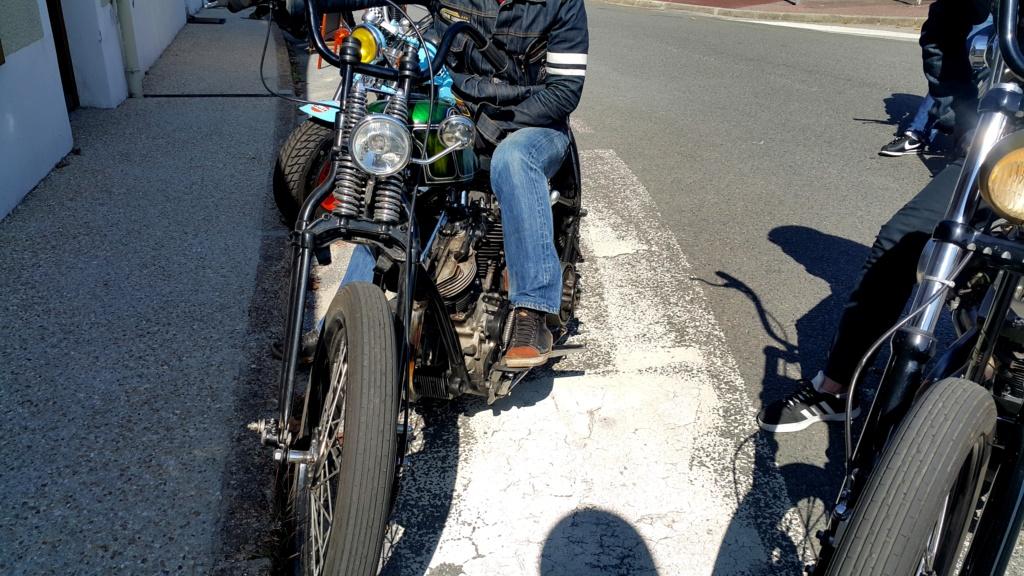 2 Motos des années 70 's 20180918