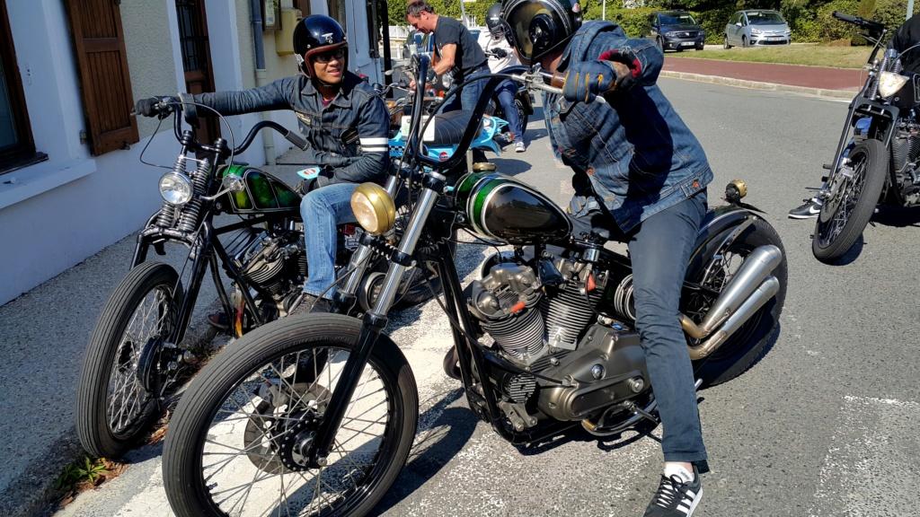 2 Motos des années 70 's 20180919