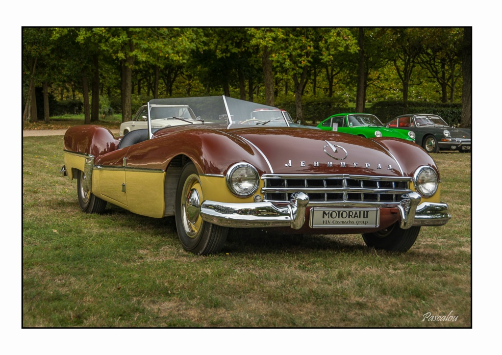 Le Rendez-Vous de la Reine & Le Loisir de Conduire - Journées du Patrimoine - Château de Groussay  -  Septembre 2020 6_resu12