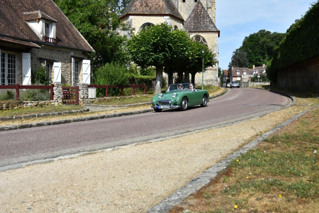 129ème Rendez-Vous de la Reine - Rambouillet le 21 juillet 2019 - Page 2 Dsc_3061