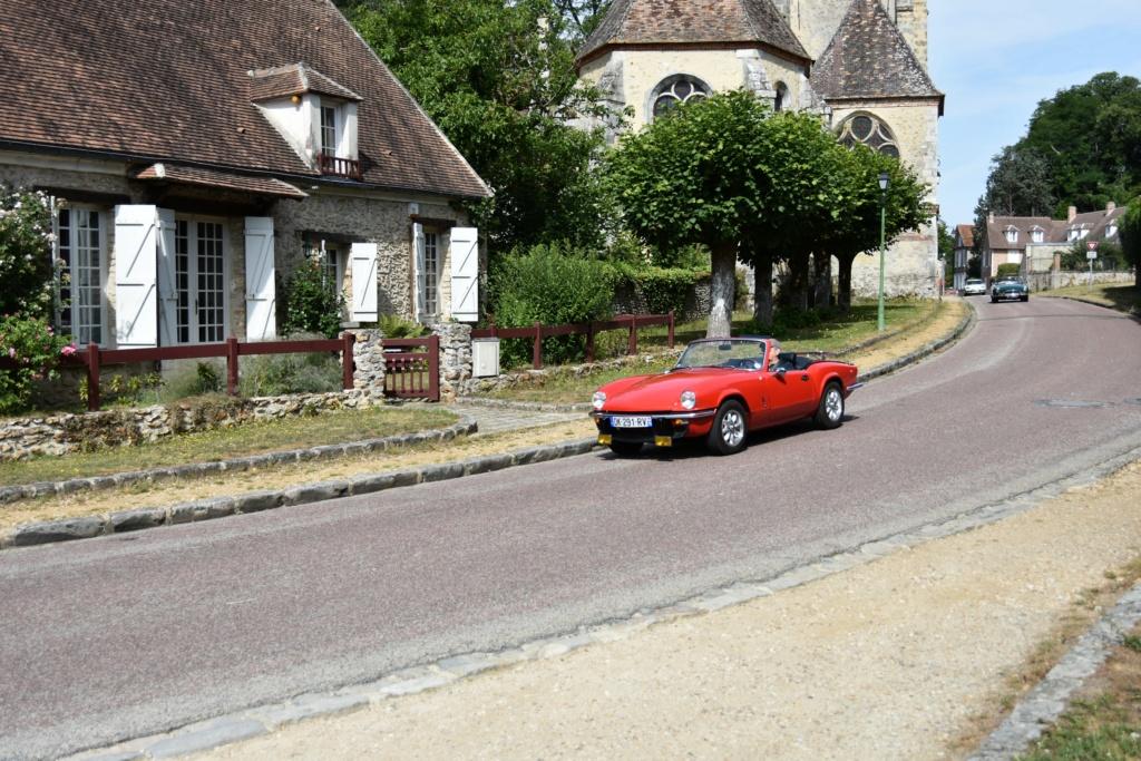 129ème Rendez-Vous de la Reine - Rambouillet le 21 juillet 2019 - Page 2 Dsc_3071