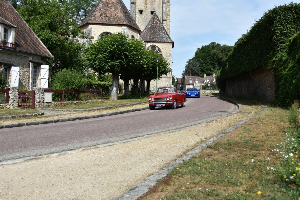 129ème Rendez-Vous de la Reine - Rambouillet le 21 juillet 2019 - Page 2 Dsc_3074