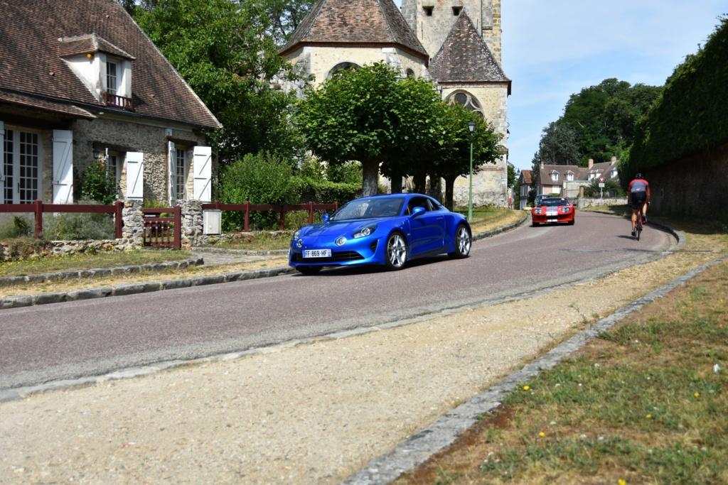 129ème Rendez-Vous de la Reine - Rambouillet le 21 juillet 2019 - Page 2 Dsc_3075