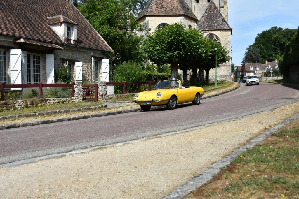 129ème Rendez-Vous de la Reine - Rambouillet le 21 juillet 2019 - Page 2 Dsc_3078