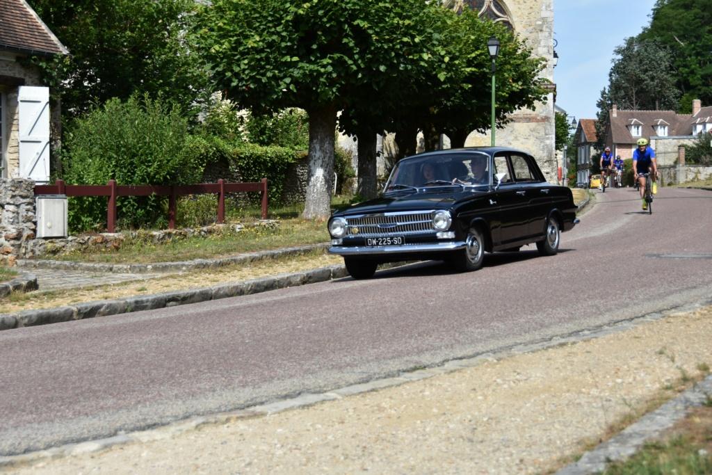 129ème Rendez-Vous de la Reine - Rambouillet le 21 juillet 2019 - Page 2 Dsc_3085