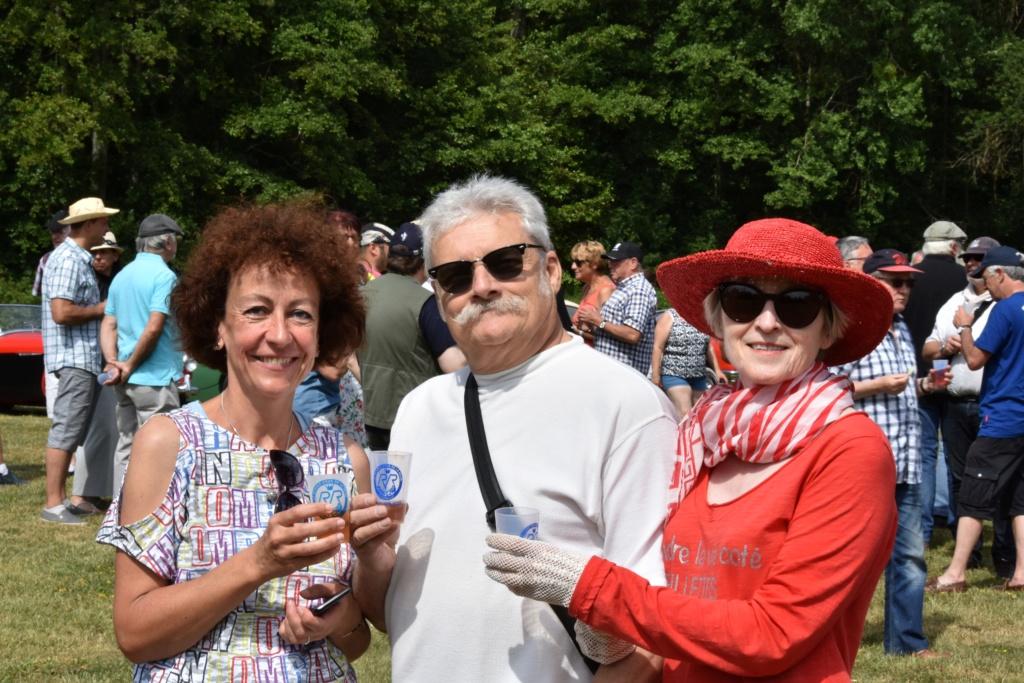 129ème Rendez-Vous de la Reine - Rambouillet le 21 juillet 2019 - Page 2 Dsc_3142