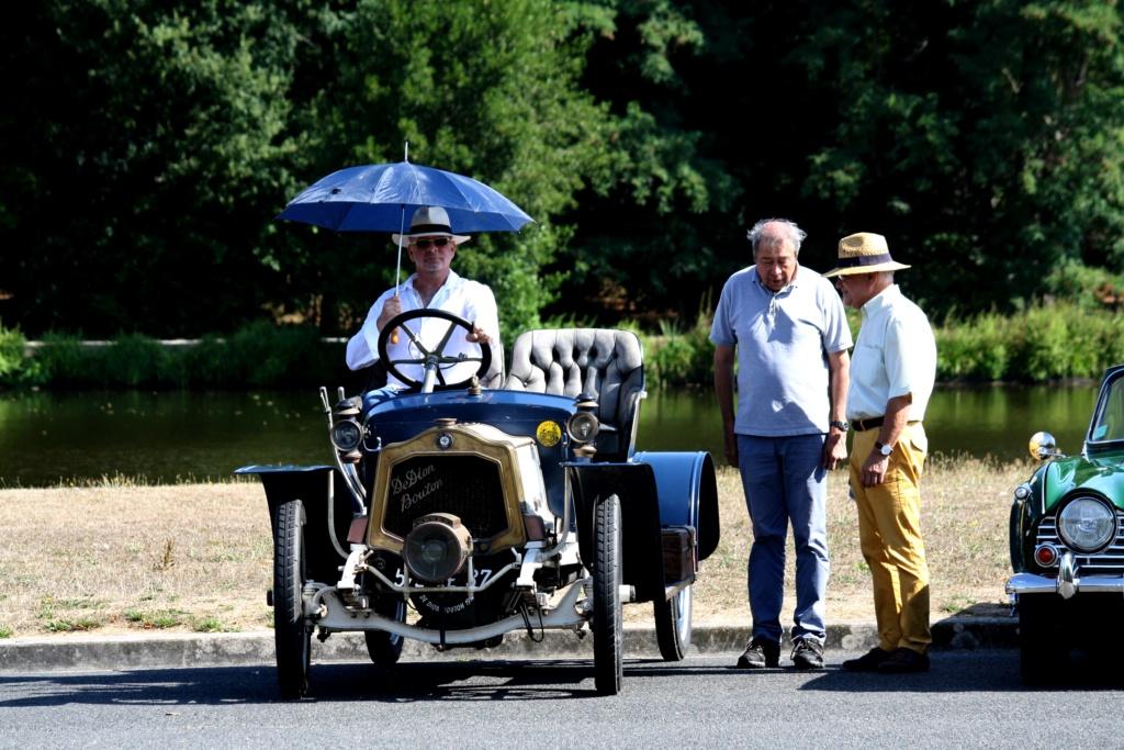118ème Rendez-Vous de la Reine - Rambouillet le 19 août 2018 - Page 3 Img_7380