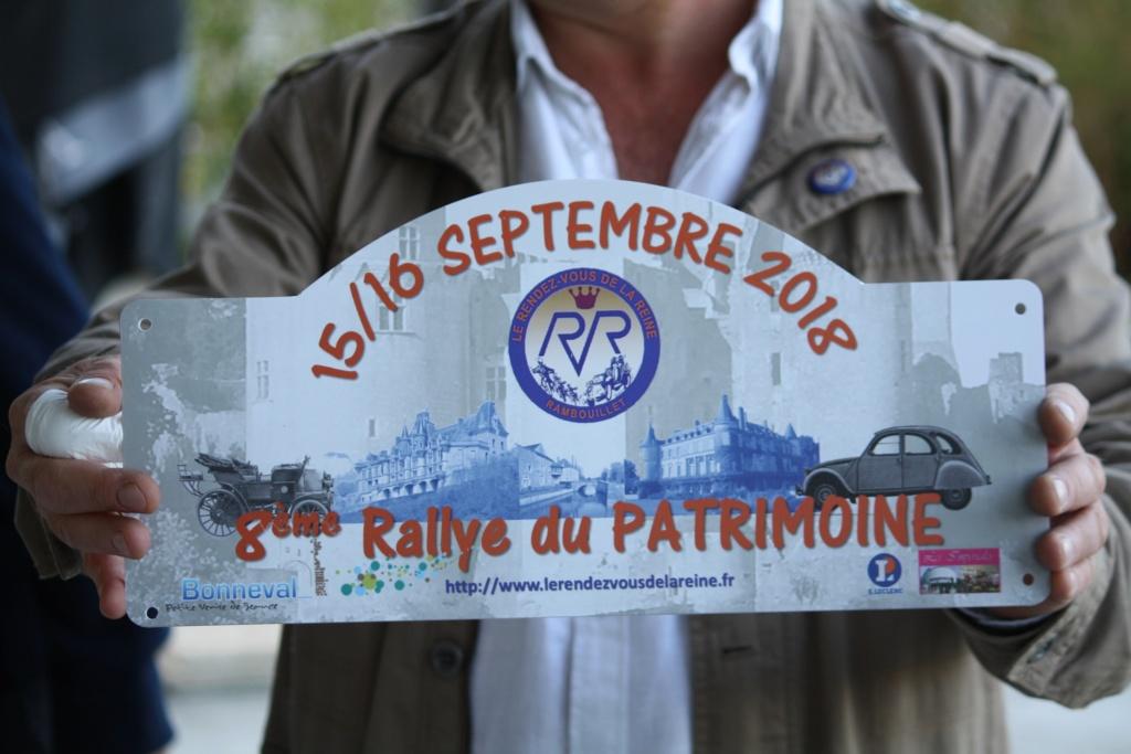 8ème Rallye du Patrimoine du 15 et 16 septembre 2018 Img_7942