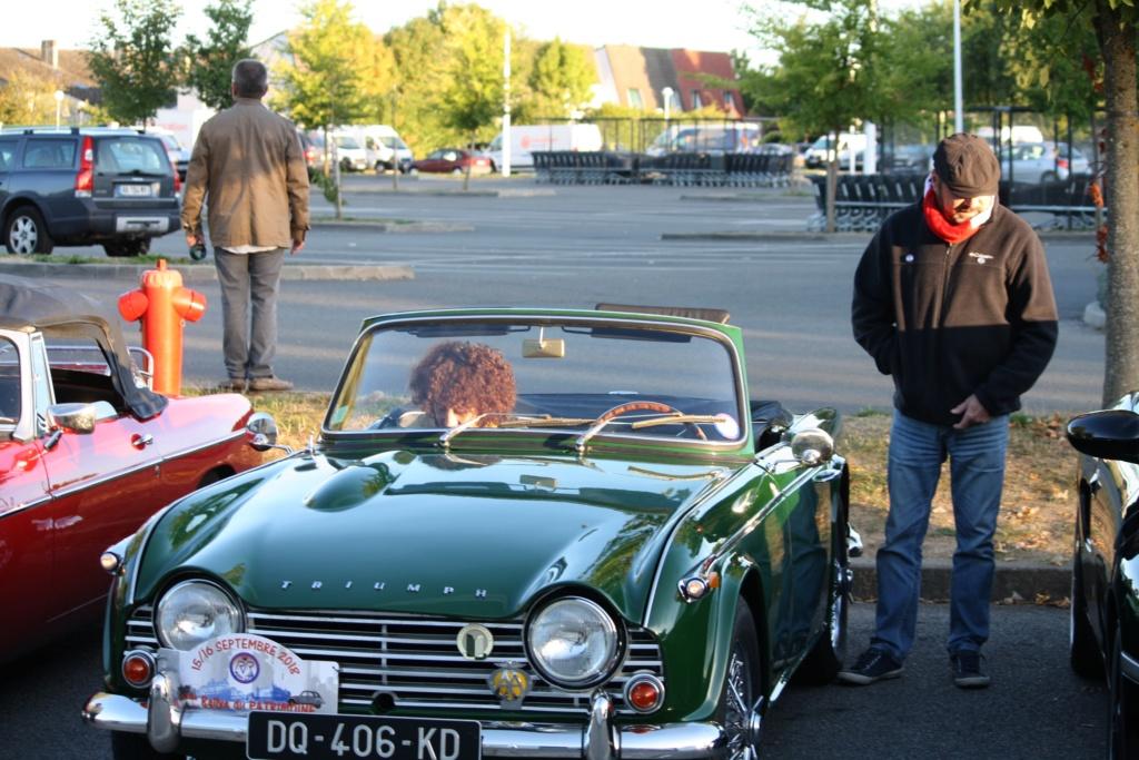 8ème Rallye du Patrimoine du 15 et 16 septembre 2018 Img_7947