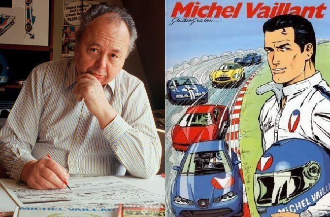 Jean Graton ( Michel Vaillant) nous a quittés ..... Mort-d10