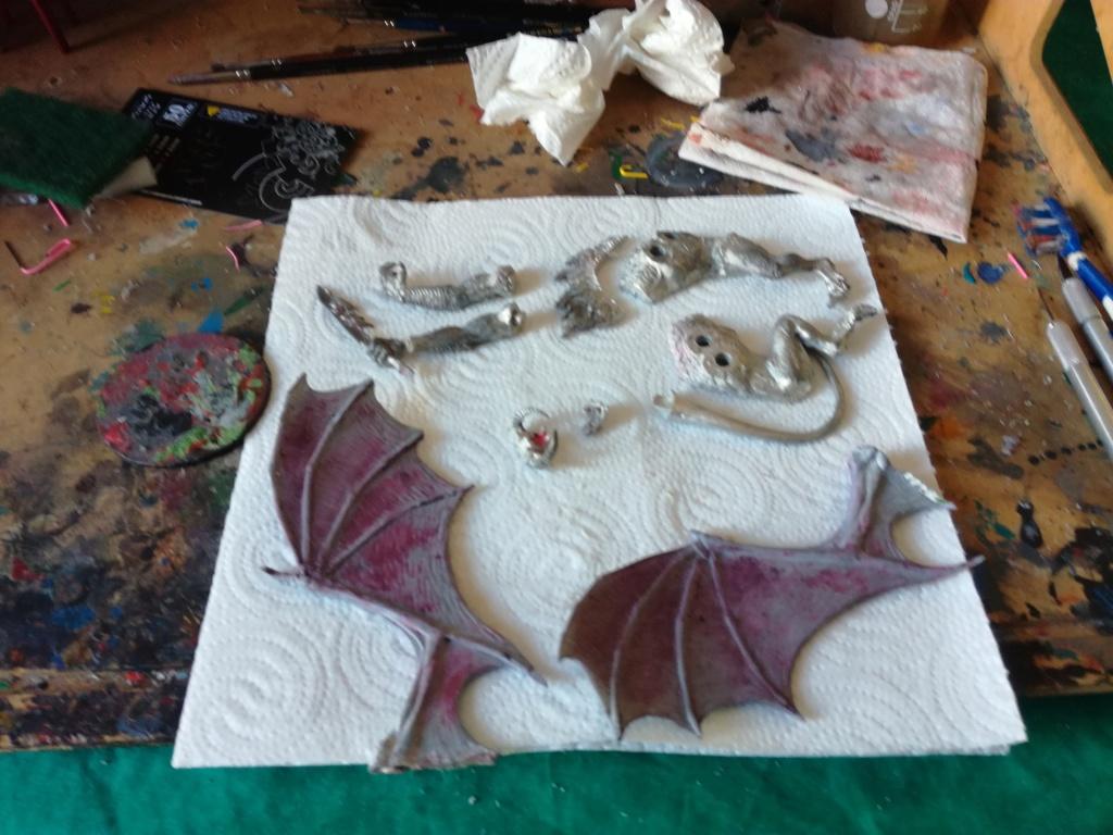 Concours de Peinture n°7: Andrann i ùan - L'Age des Monstres - Page 2 Img_2010
