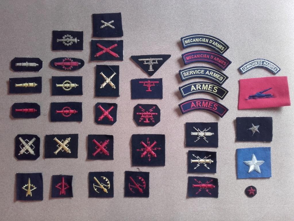[ Logos - Tapes - Insignes ] Insignes de spécialités dans la Marine - Page 2 20200512