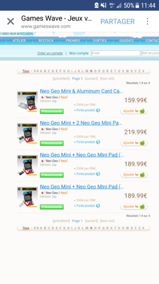 Nouveau hardware SNK 40 ans - Page 13 Screen10