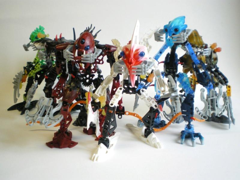 La meilleure année de figurines BIONICLE ? (Canettes) 0group11
