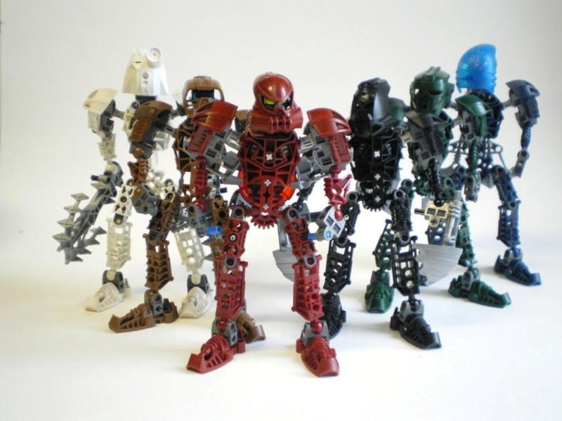 La meilleure année de figurines BIONICLE ? (Canettes) 0group13