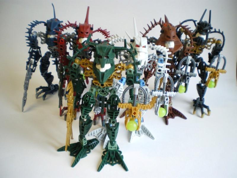 La meilleure année de figurines BIONICLE ? (Canettes) 0group15