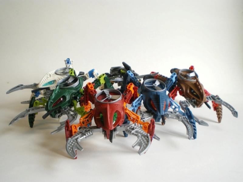 La meilleure année de figurines BIONICLE ? (Canettes) 0group16
