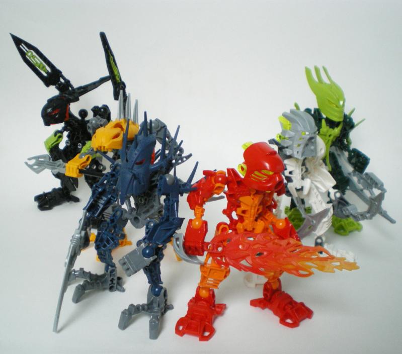 La meilleure année de figurines BIONICLE ? (Canettes) 0group18