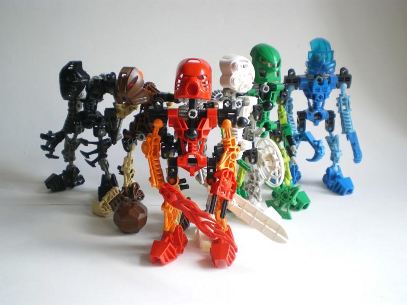 La meilleure année de figurines BIONICLE ? (Canettes) 0group19