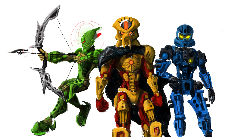 Red Star Games, le collectif des fans de BIONICLE ambitieux Aa1bbd11