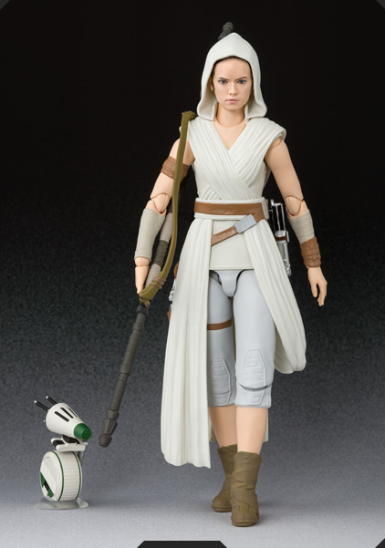 STAR WARS S.H.Figuarts - REY & D-O - The Rise Of Skywalker Sw_shf10