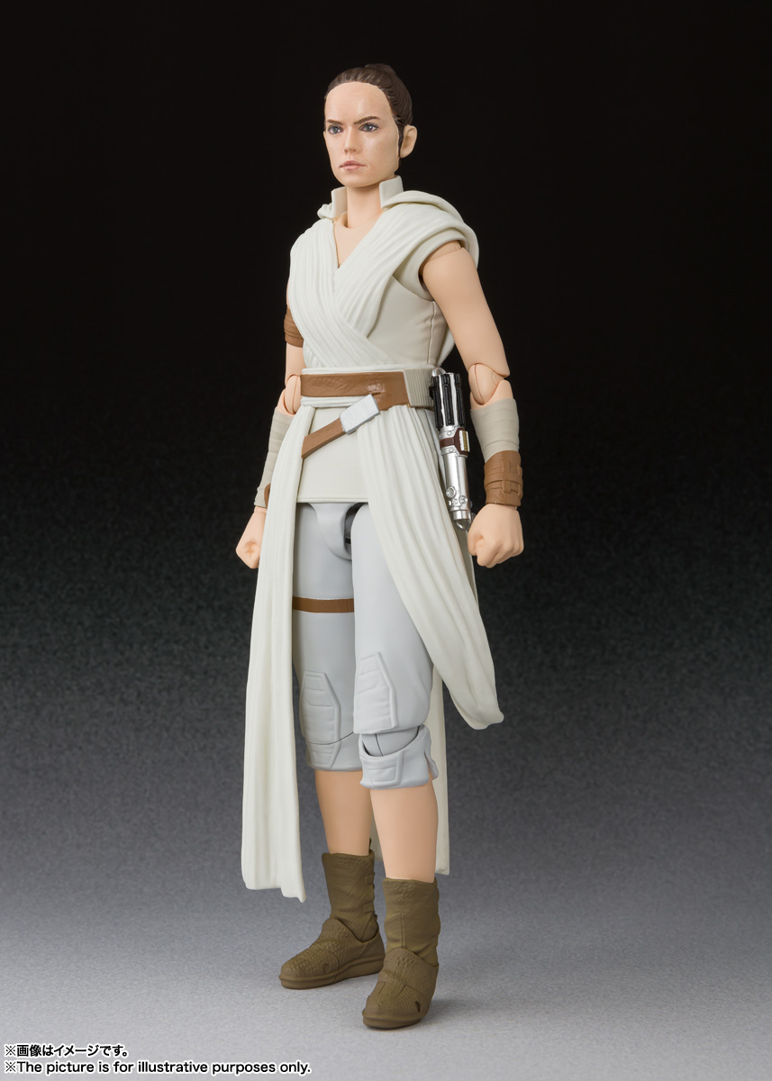STAR WARS S.H.Figuarts - REY & D-O - The Rise Of Skywalker Sw_shf11