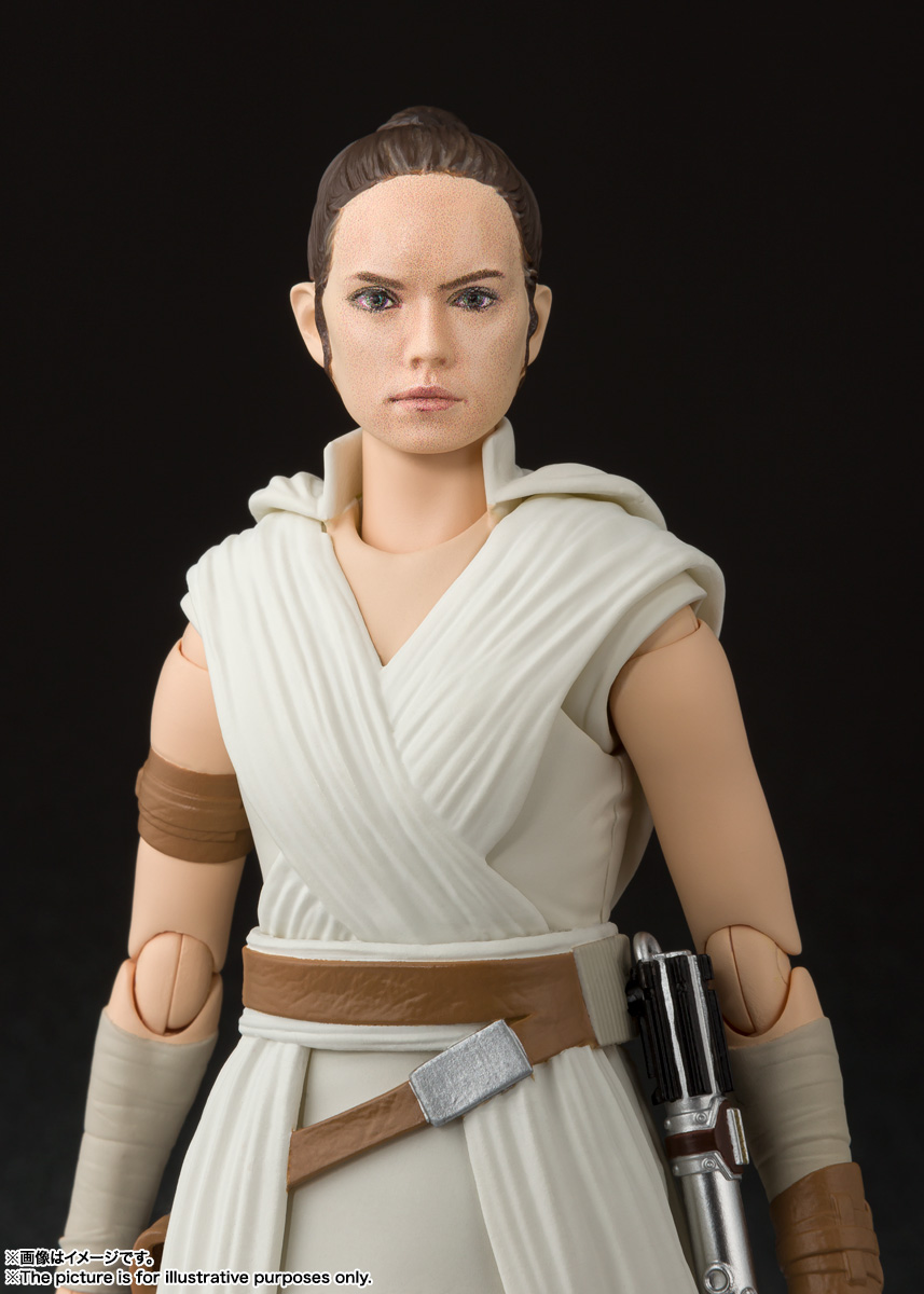 STAR WARS S.H.Figuarts - REY & D-O - The Rise Of Skywalker Sw_shf14