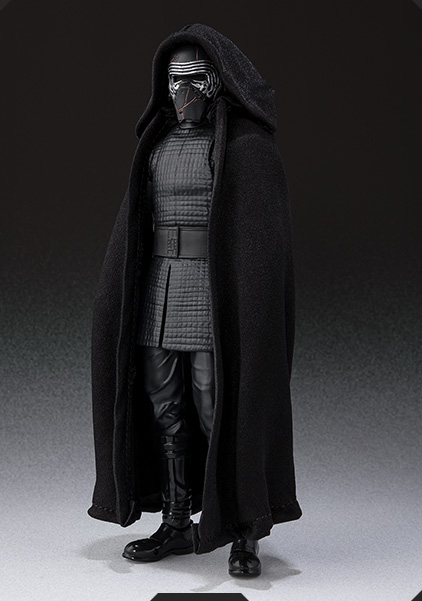 STAR WARS S.H.Figuarts - KYLO REN - The Rise Of Skywalker Sw_shf19