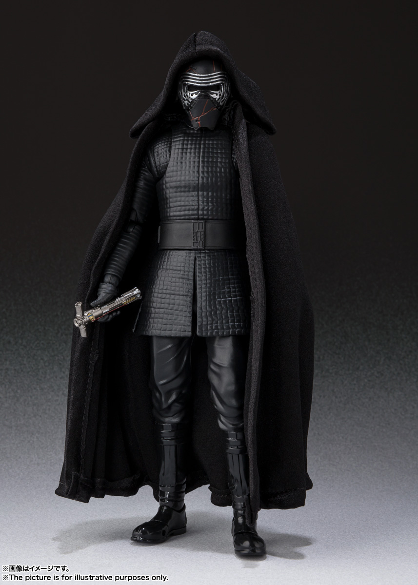 STAR WARS S.H.Figuarts - KYLO REN - The Rise Of Skywalker Sw_shf20