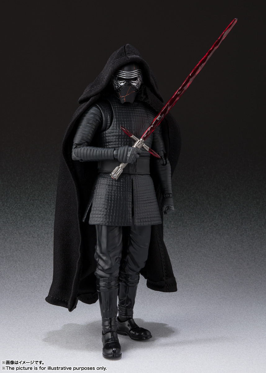 STAR WARS S.H.Figuarts - KYLO REN - The Rise Of Skywalker Sw_shf21