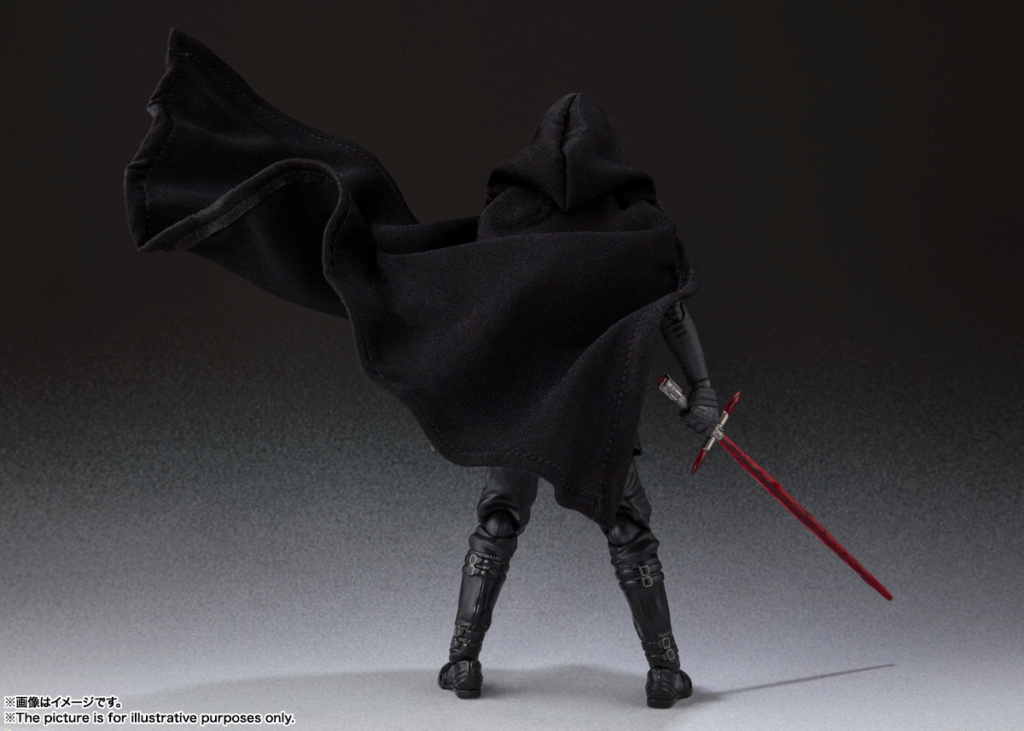STAR WARS S.H.Figuarts - KYLO REN - The Rise Of Skywalker Sw_shf22