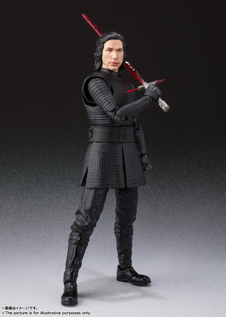 STAR WARS S.H.Figuarts - KYLO REN - The Rise Of Skywalker Sw_shf24