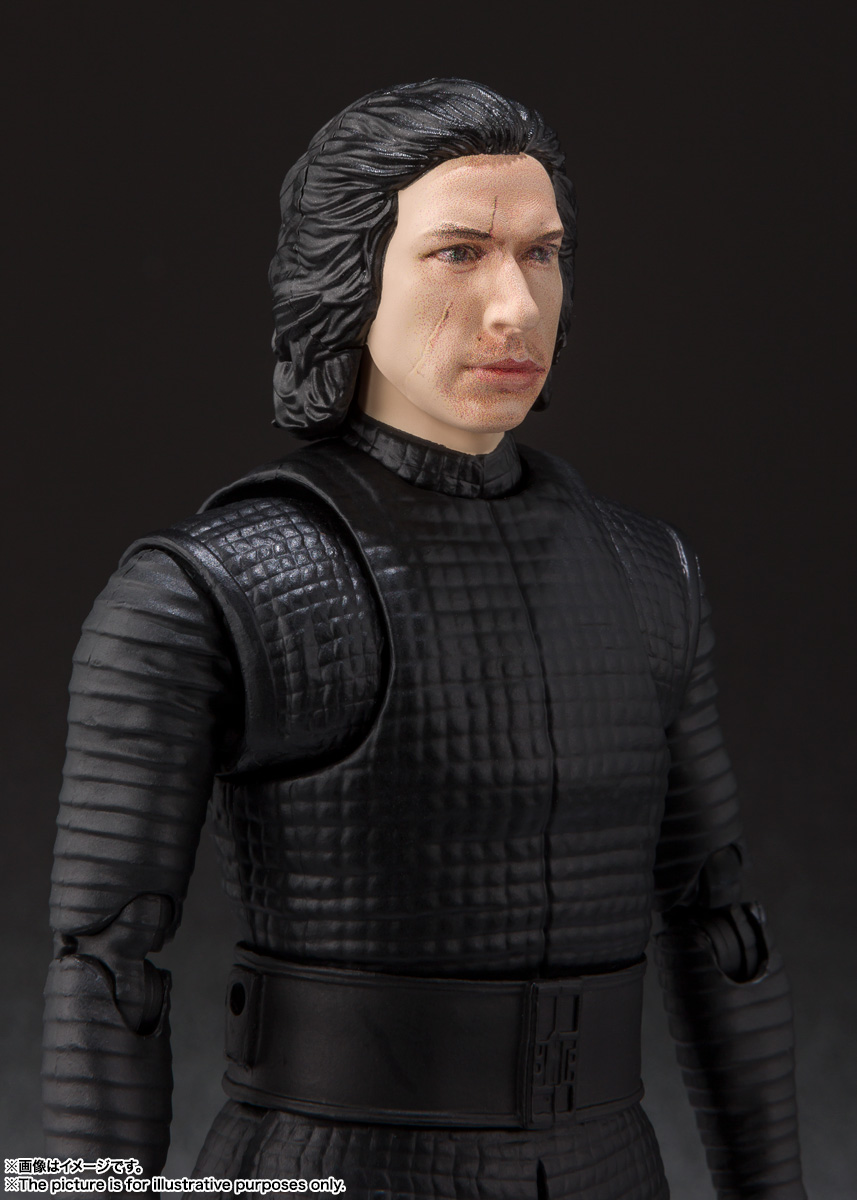 STAR WARS S.H.Figuarts - KYLO REN - The Rise Of Skywalker Sw_shf25