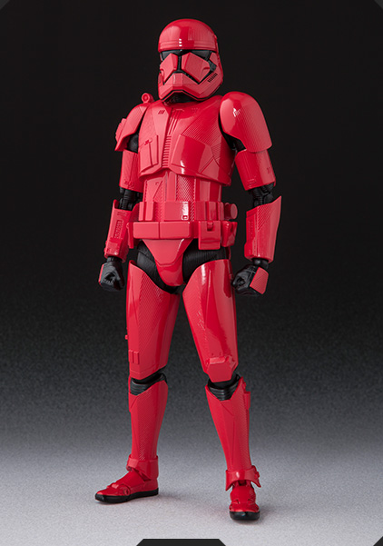 STAR WARS S.H.Figuarts - SITHTROOPER - The Rise Of Skywalker Sw_shf28