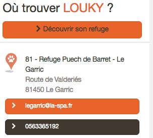 Louky beauceron né en 2015 Captur47