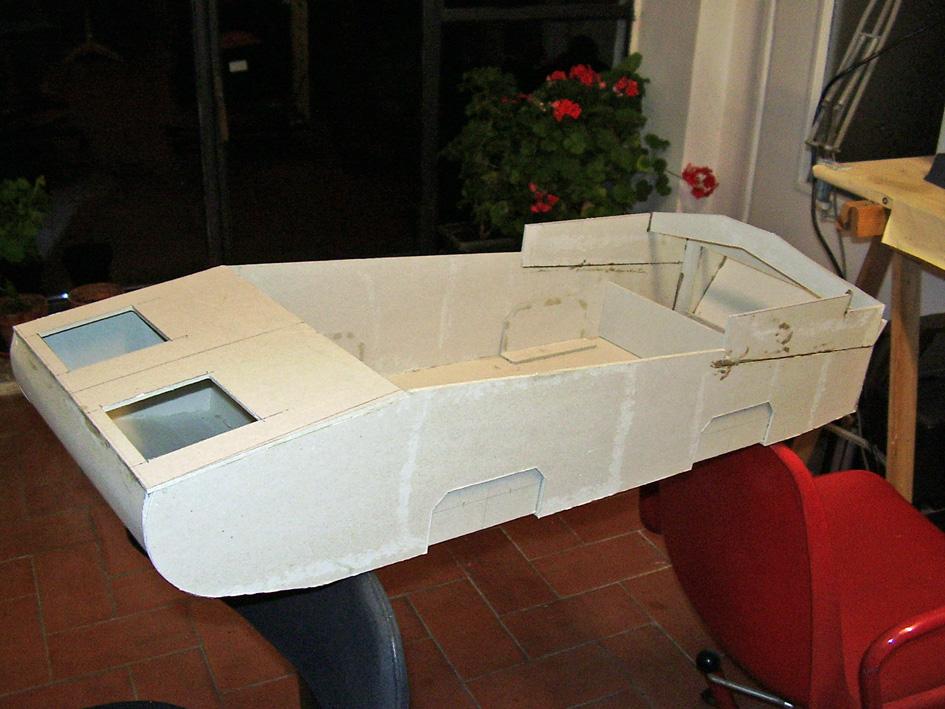 Carro italiano M13/40 scala 1:6 29791710