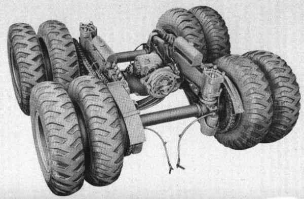 La meccanica del Dragon Vagon M26_1910