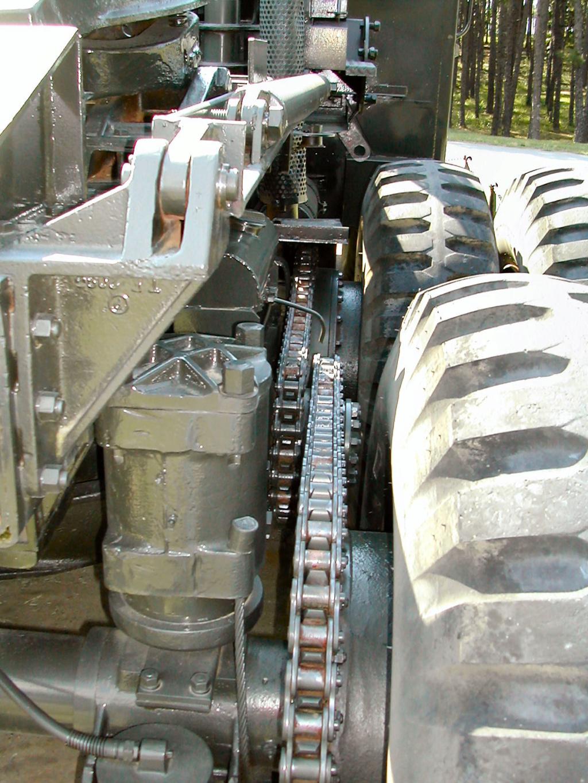 La meccanica del Dragon Vagon M26_ta10