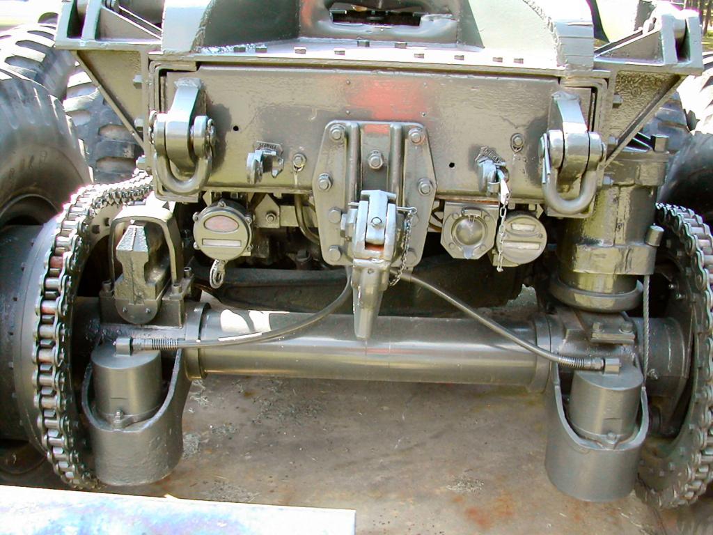 La meccanica del Dragon Vagon M26_ta11