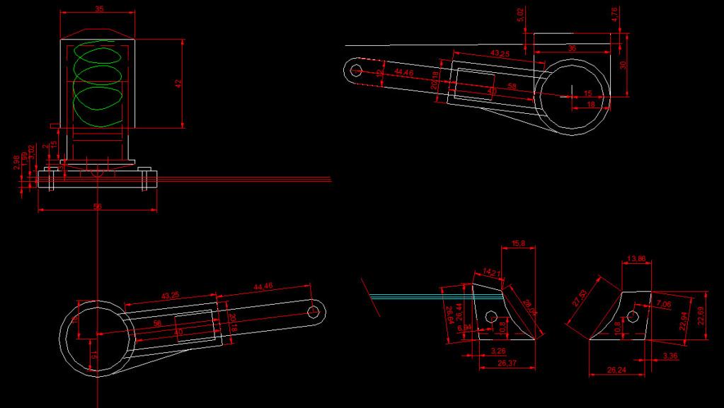 La meccanica del Dragon Vagon Senzan11