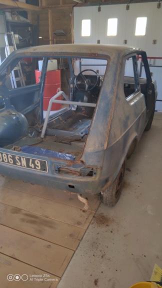 restauration carrosserie FIAT 127 Img_2026