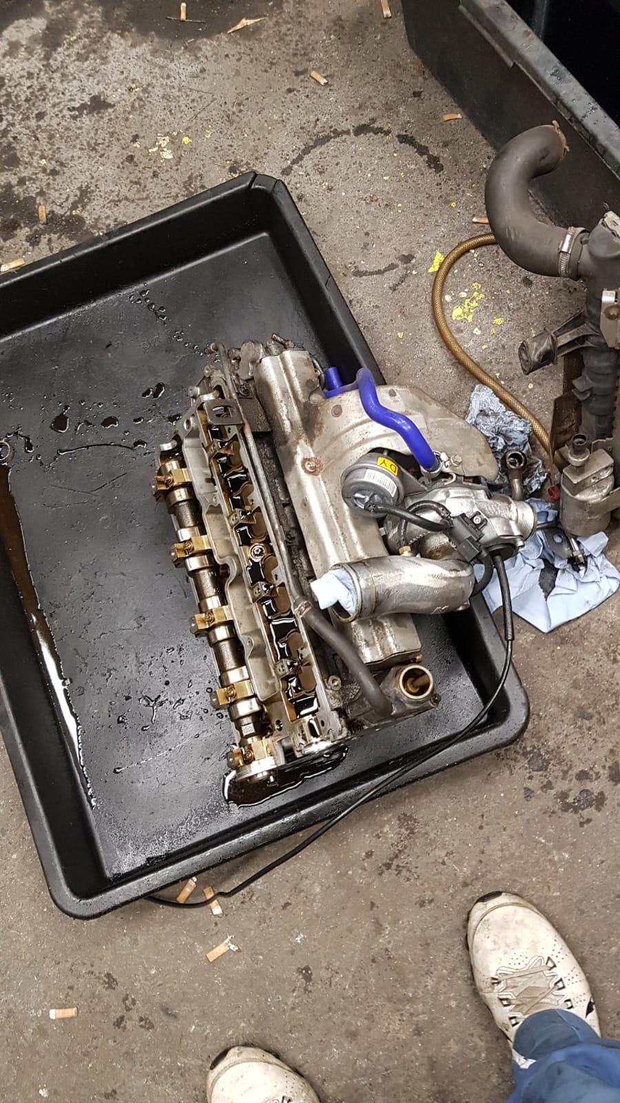 Mein Zafira Motor drin .... und läuft endlich Img-2012
