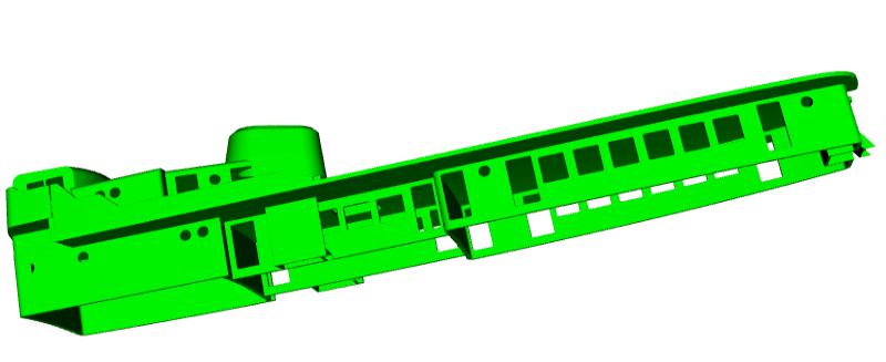 """MB """"Premuda"""" u crtežima CAD programa Zaslon14"""