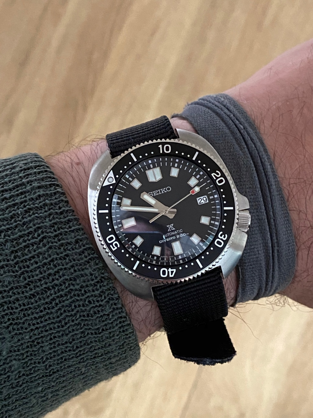 The Seiko SPB151 and SPB153 'Captain Willard' Prospex Models Cw210