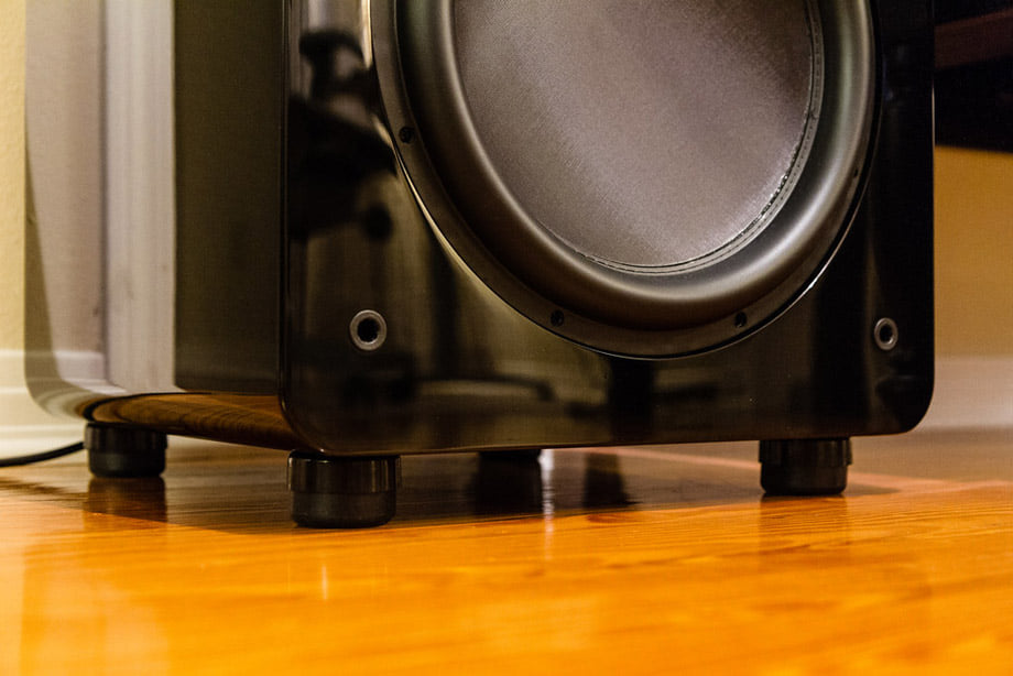 SVS SoundPath Subwoofer Isolation System 14075810